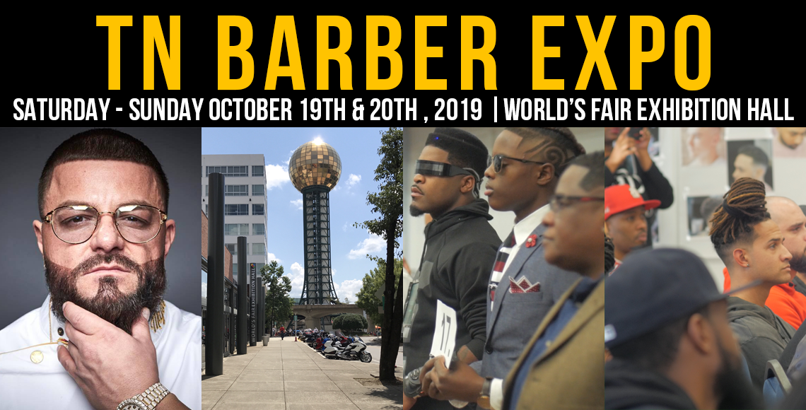 Tennessee's First Barber Expo!!!
